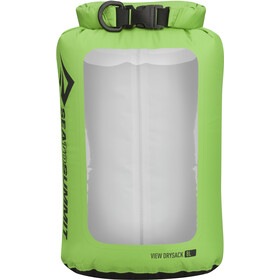 Sea to Summit View Bolsa seca 8L, apple green